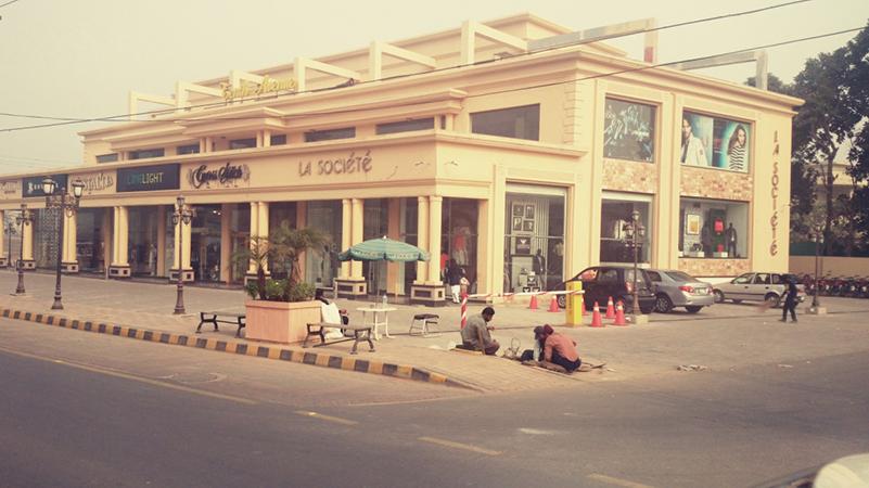 10TH AVENUE (Shopping Mall)